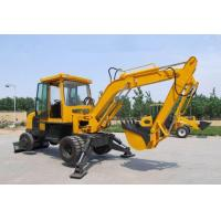 Buy cheap WT-700 Wheel Rock Loader from wholesalers
