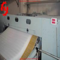 China Automatic Cross Lapper Machine 4500mm For Mattress Waddings Making wholesale