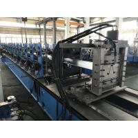 China 0.9 - 1.5mm Wire - electrode cutting Hat Roll Forming Machine 15 stations wholesale
