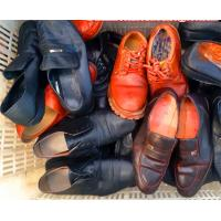 China leather shoes/used shoes/men shoes /used shoes sale all/used cloth / used bag wholesale