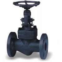 China DN15 - DN50 ANSI API Seal Forged Steel Globe Valve Socket - Welding Pressure wholesale