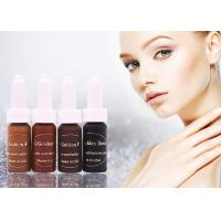 Quality Golden Rose Eyebrow Tattoo Pigment 10ml 4 Color Choice For Permanent Makeup for sale