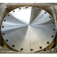 China Petrochemical & Gas Industry Flange Pure Titanium / Titanium Alloy Type Available on sale