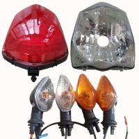 China Titan 150 Motorcycle Led Running Lights , Motorcycle Led Turn Signals For Brazil Motorbike wholesale