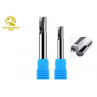 China 22.5 Angle Solid Carbide PCD Cnc Polishing Tools PCBN For Aluminum Plastic Copper wholesale