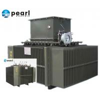 China Overload 6.6 KV - 2000 KVA Oil Immersed Transformer Compact High Voltage wholesale