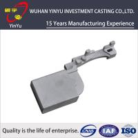 China Durable Carbon Steel Precision Investment Castings Auto CAD / PDF / JPG Applied Software on sale