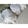 China Dyed Fluffy Rex Rabbit Fur Skins Heavy Density 30*40cm With Customized Logo wholesale