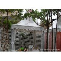China Aluminum Framed High Peak Tent Rentals Available with or without Fabric Wall wholesale