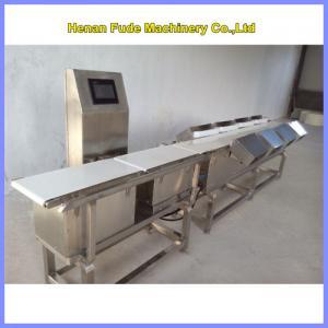 China potato weight sorting machine, potato weight grading machine wholesale