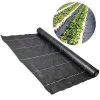 China Weed Control Polypropylene Ground Cover UV Anti Recyclable Easy Install wholesale
