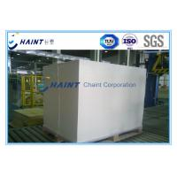 China Chaint Pallet Handling Systems With Chain Conveyor ISO Certification wholesale