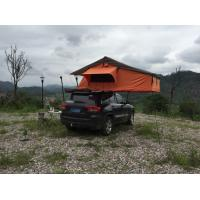 China 4x4 Off Road 4 Person Roof Top Tent Ultralight With 6 Cm Thickness Mattress wholesale