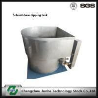China Two Types Solvent Base Paint / Water Base Paint Dipping Tank Coating Machine Parts wholesale