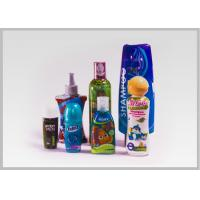 Quality PETG Personalised Drink Bottle Labels , Harmless Heat Shrink Wrap Film With Thickness 30mic to 50mic for sale