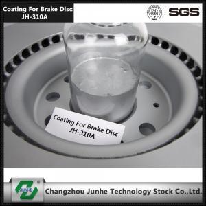 China Corrosion Resistant Zinc Flake Coating Geomet Mechanical Zinc Plating For Brake Disc wholesale