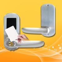 China Commercial Key Card Access Door Locks 36-50 Mm Thickness For Home Easy Installation wholesale