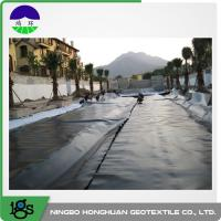 China Geomembrane PP woven geotextile soft soil stabilization projects wholesale