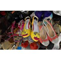 China Export To Africa Sack Used Women's Shoes , Second Hand Men Woman Children Shoes wholesale