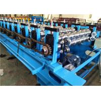 China China High Quality IBR Roof Sheet Roll Forming Machine Standing Pillar Type wholesale