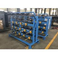 China Payoff Stand Wire Buncher Machine For PT5-PT15 Spool Super Fine Wire wholesale