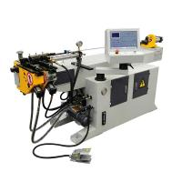 China Full Automatic Stainless Steel Tube Bender , Metal Cnc Pipe Bender Low Noise wholesale