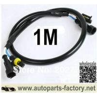 China longyue HID Xenon Ballast AMP Extension high voltage wire cable wiring Harness 1M wholesale
