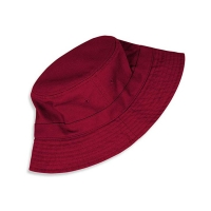 China 56cm Polyester Fabric Bucket Cap Character Style Customize Logo wholesale