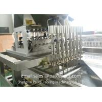 China Stainless Steel Automatic Linear Filling Machine With AC Servo Motor 100 - 500ml wholesale