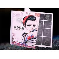 Buy cheap Convenient Tattoo Accessories , Small Tattoo Template For Temporary Tattoo from wholesalers