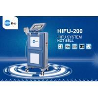 Buy cheap Professional Wrinkle Removal HIFU Machine from wholesalers
