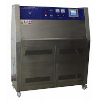 China UV Aging Testing Machine Environmental Test Chamber ISO 4892-3 / ISO 11507 Standards wholesale