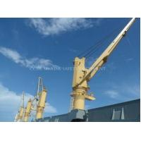 China Deck Marine Crane /Ship Deck Cranes /Offshore Pedestal Crane wholesale