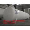 China export model 65,000L 26MT bulk surface lpg gas storage tank for sale, 65m3 propane gas storage tank for Nigeria market wholesale