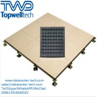 China Chinese Factory Wholesale Anti-static Ceramic Access Floor Top Quality Cost-Effective wholesale