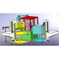 Buy cheap Full Automatic Assembly Line High Speed Push Pull Cap Assembly Machine from wholesalers
