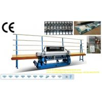 China SBT-XV361 10 Spindles Straight-line Glass Beveling Machine,Straight-line Glass Beveling Machine, Glass Beveling Machine on sale