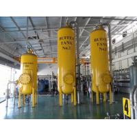 China Buffer Tanks Natural Gas Machinery 2m3-5m3 Volume For Stabilizing The Natural Gas wholesale