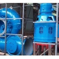 China Low Water Head 60kW Micro Kaplan Turbine Genreator 500r / min 1x1.65m³/s wholesale