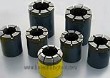 China Geological Impregnated Diamond Core Drill Bit , Surface Set Diamond Core Bits wholesale