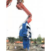 China High Precision Hydraulic Impact Hammer Pile Driver Short Working Period wholesale