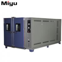 China Constant Double Door Walk-in High and Low Temperature Humidity Environmental Test Chamber wholesale