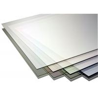 China Transparent Flat Solid Polycarbonate Sheet Plastic Greenhouse Roof Panels UV Treated wholesale