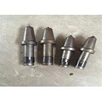 Quality VKD Carbide Rock Drill Bits / Tungsten Carbide Auger Bits Trencher Bullet Teeth Rock Augers for sale
