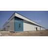 China Q235B Q345B Steel Building Workshop Construction Steel Structure Hangar wholesale