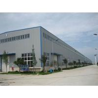 China Q235 / Q345 Workshop Steel Structure Metal Structure Buildings Environmentally Friendly wholesale