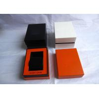 China Professional Packing Gift Boxes Free Standing With EVA Velvet Material wholesale