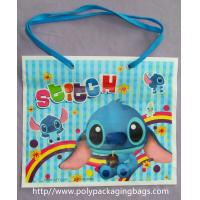 China Poly Drawstring Bags / One Shoulder Backpack Custom Children'S Cartoon Picture on sale