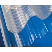 Buy cheap Polycarbonate Corrugated Sheet / Plastic Roofing Panels / Transparent Roof Tiles from wholesalers
