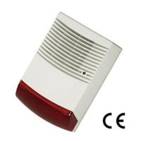 China Siren-with-strobe-siren-with-flash-siren-with-flasher-siren-for-alarm-systems, burglar-alarm-sirens- wholesale